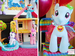 my pony centerpieces trend alert my pony rainbow party design tips part 1