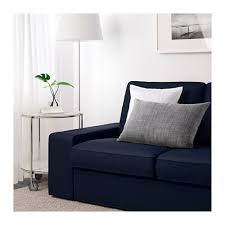 ikea kivik two seat sofa the cover is easy to keep clean as it is