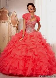 coral quince dress neon coral quinceanera dresses 2016 2017 b2b fashion