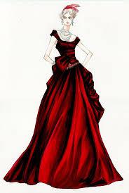 Carol Burnett Scarlett O Hara Costume by 93 Best Fashion Costume Sketches Images On Pinterest Movie