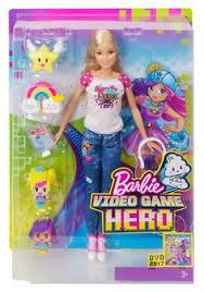 barbie video game hero barbie barbie