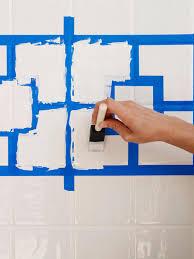 Painting Bathroom Tile by Brilliant 40 Bathroom Tile Paint Ideas Decorating Design Of Best