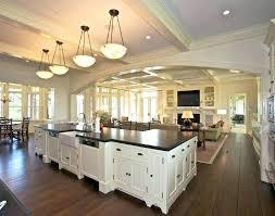 open kitchen floor plans pictures open country floor plans yuinoukin com