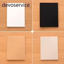 aliexpress com buy diy a6 vintage kraft paper notebook with
