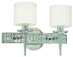 troy lighting b1922 collins 2 light bathroom vanity light polished