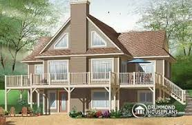 a frame house plans with basement a frame house plans vacation designs from drummondhouseplans com