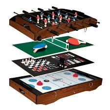 20 in 1 game table franklin sports 20 6 in 1 game table walmart com
