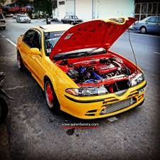 mitsubishi eterna turbo proton perdana turbo modified share my ride gk242 galeri kereta