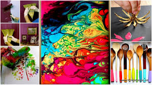 get your hands dirty with diy painting crafts and ideas