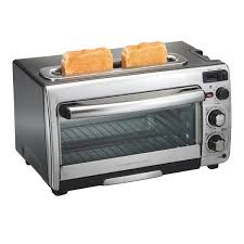 Panini Toaster Oven Hamilton Beach 2 In 1 Oven And Toaster 31156