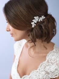 rhinestone hair maddie rhinestone comb shop wedding headpieces usabride