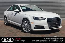 audi in san diego certified used 2017 audi a4 2 0t for sale at audi san diego