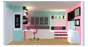 utilisation de meubles ikea pour la chambre d une fille