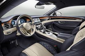 blue bentley interior all new bentley continental gt is a 626 hp gran turismo