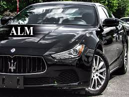 gray maserati 2014 used maserati ghibli 4dr sedan at alm gwinnett serving duluth