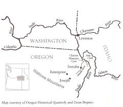 Opal Creek Oregon Map Writingdocs July 2011