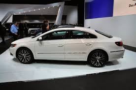 the 2013 volkswagen cc unveiled