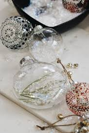 diy hand painted dot ornaments u2014 c i n d y h y u e