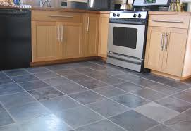 Flooring For Kitchen Kitchen Exquisite Vinyl Tile Kitchen Flooring Attractive Floor
