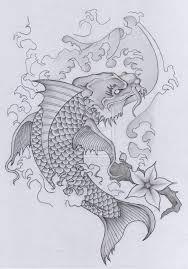 best 25 koi dragon tattoo ideas on pinterest koi dragon
