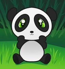 cartoon panda wallpaper wallpapers browse
