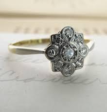 unique antique wedding rings wedding promise diamond