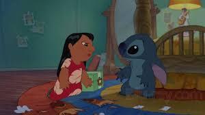 lilo stitch lilo stitch 2 stitch glitch blu ray