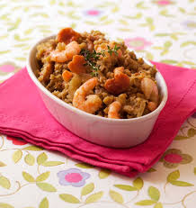 cuisiner les graines de sarrasin sarrasin sauté à l indienne aux crevettes et chignons les