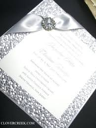 bling wedding invitations new bling bling wedding invitations and designs