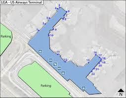 Lga Terminal Map Laguardia Airport Lga Maplets