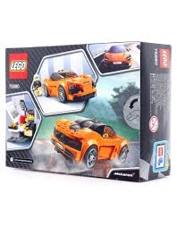 lego mclaren lego speed champions mclaren 720s 75880 building blocks