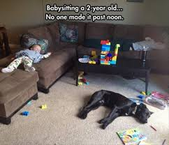 Babysitting Meme - babysitting a 2 year old