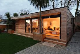 backyard guest house prefab backyard and yard design for village