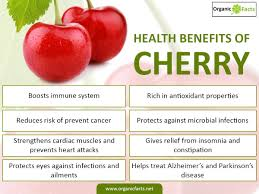 Cherry Blossom Facts by 7 Amazing Benefits Of Cherries Organic Facts