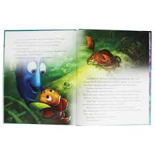 Finding Nemo Story Book For Children Read Aloud Finding Nemo Book And Cd By Disney Children S Cds At The Works
