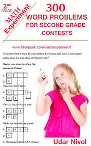 math experiment 300 word problems for second grade contests 2