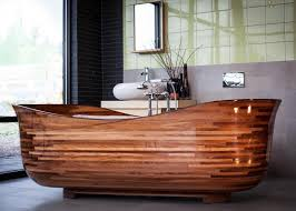 Wood Bathtubs This Seattle Woodworking Shop Produces Finely Crafted Tubs
