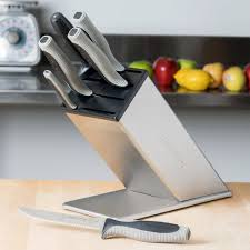 Stainless Steel Kitchen Knives Set Dexter Russell 29823 V Lo 6 Piece Knife Set With Stainless Steel