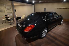 mercedes maybach 2016 geneva 2016 mercedes maybach s600 guard gtspirit