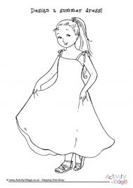 clothes coloring pages clothing colouring pages