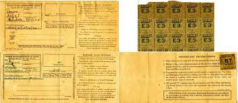 coupons for kitchen collection the homefront during wwii