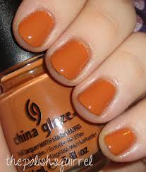 Do You Like This Color by Orange The Polish Squirrel Page 2