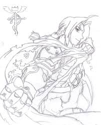 luxury fullmetal alchemist coloring pages 85 about remodel