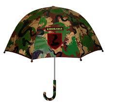 kidorable children u0027s umbrellas camouflage amazon co uk toys
