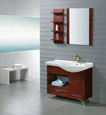narrow depth bathroom vanities maximizing small space shower remodel