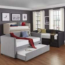 Beds With Bookshelves Trundle Bed Kids U0027 U0026 Toddler Beds For Less Overstock Com