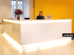 Reception Desk Office Ideas Of Front Desk Receptionist On Office Tour Kingwood
