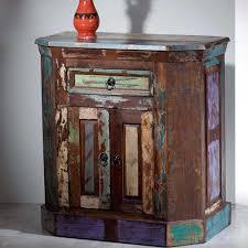 kommoden retro kommode woodstock in bunt im vintage look pharao24 de