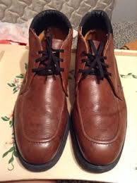 red wing black friday 15 vtg mens red wing chukka work leather brown shoes size 9 5 b