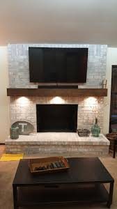 we remodeled our fireplace album on imgur